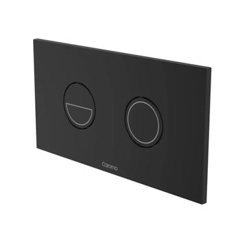 Caroma 237088B Invisi Series II Round Dual Flush Plate & Buttons