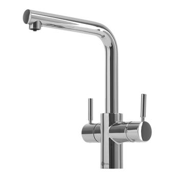 InSinkErator 3003LC L-Shape 3N1 Chrome Multi Tap