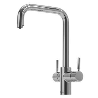 InSinkErator 3003UC U-Shape 3N1Chrome Multi Tap