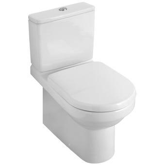 Villeroy & Boch 54831001SCCB Architectura BTW Toilet Suite