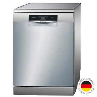 Bosch SMS88TI01A Serie 8 Stainless Steel Freestanding dishwasher