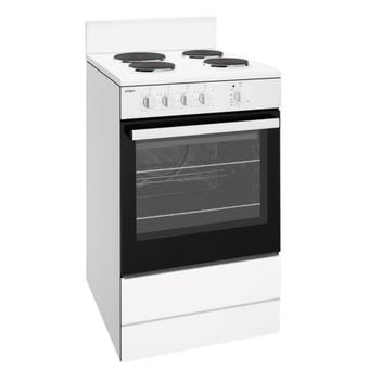 Chef CFE532WB 80L White Electric Freestanding Oven