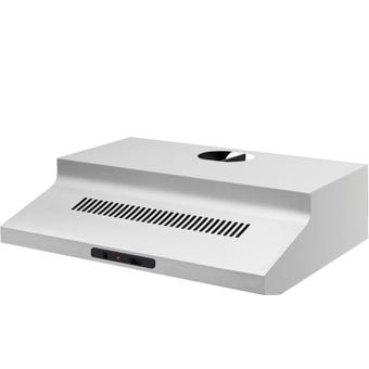 Chef CRF610SA 60cm Stainless Steel Wall Mounted Rangehood