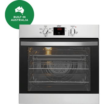 Chef CVE614SA 60cm Stainless Steel Built-in Oven