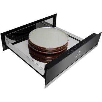 Electrolux EWD1402DSD 14cm Black Warming Drawer
