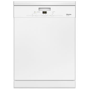 Miele G4310SCBRWS White Freestanding Dishwasher
