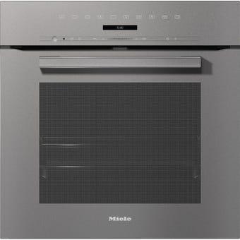 Miele H7264BPGREY VitroLine Graphite Grey Pyrolytic Oven