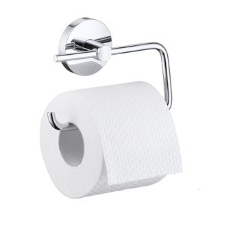 Hansgrohe 40526000 Logis Toilet Roll Holder