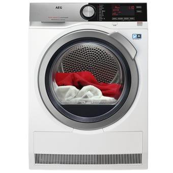 AEG T8DHC862B 8000 Series 8kg Heat Pump Dryer