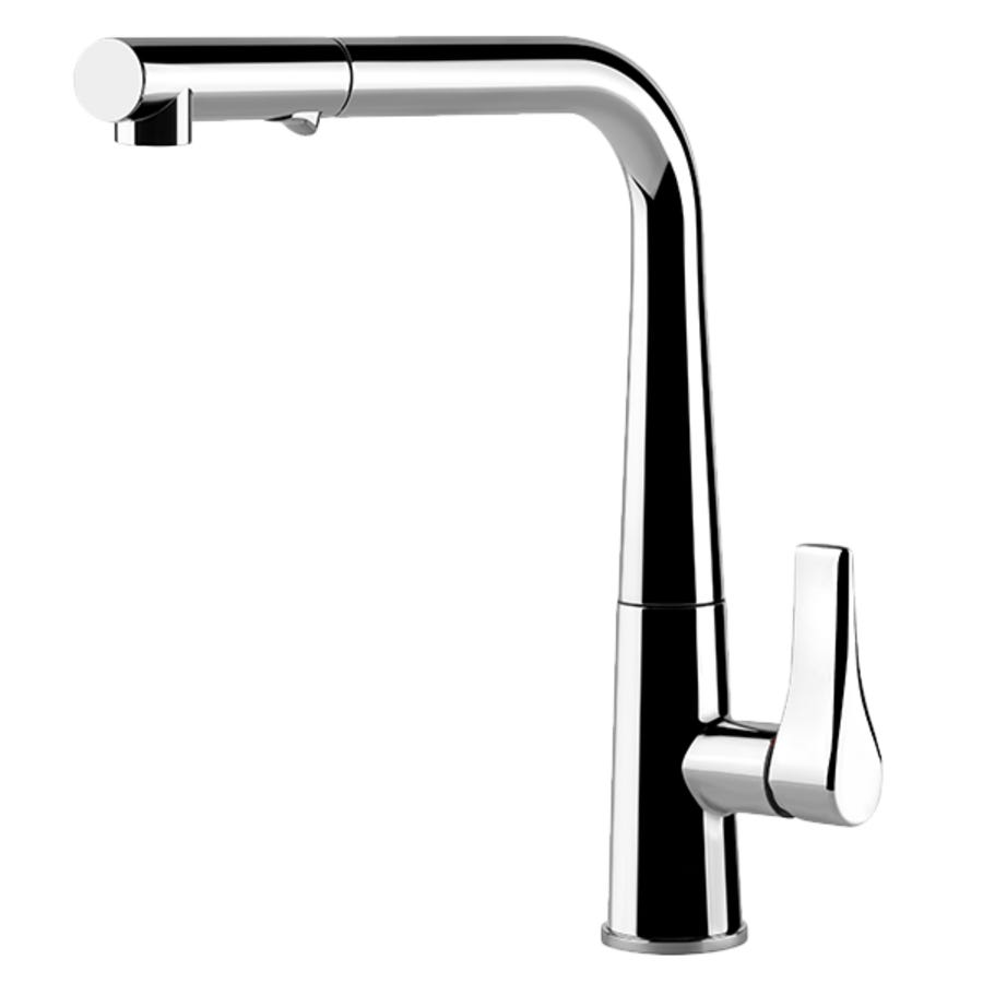 Gessi 17177BN angled view