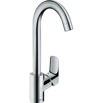 Hansgrohe 71835003 angled view