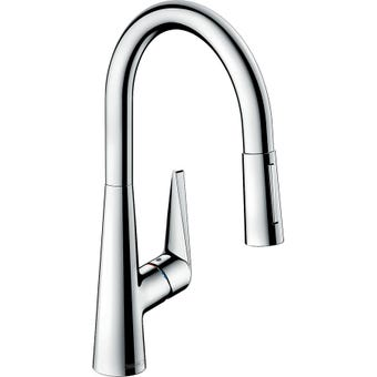 Hansgrohe 72813003 angled view
