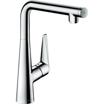 Hansgrohe 72820003 angled view