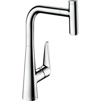 Hansgrohe 72821003 angled view