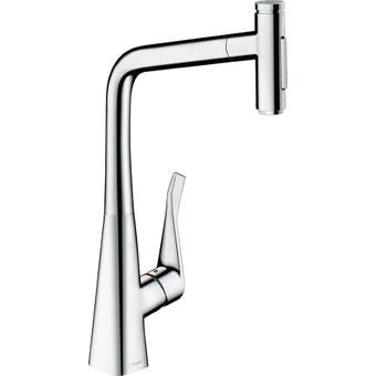 Hansgrohe 73816003 angled view