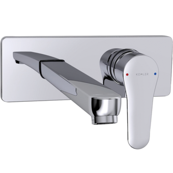 Kohler 8124A4NDCP angled View