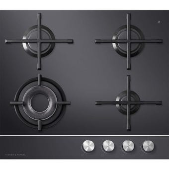 Fisher Paykel CG604DNGGB1 top view