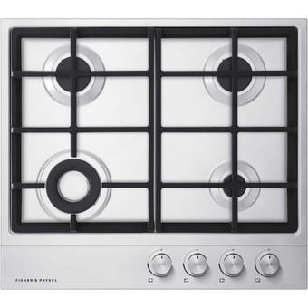 Fisher Paykel CG604DX1 top view