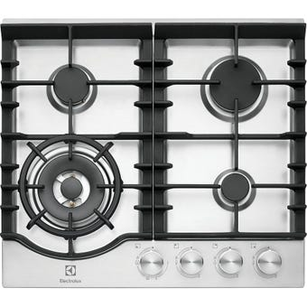 Electrolux EHG645SD top view