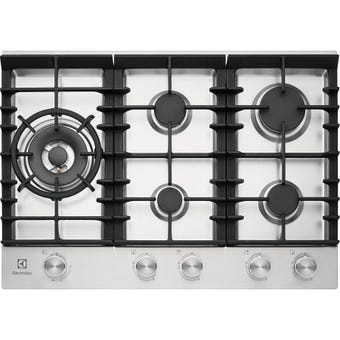 Electrolux EHG755SD top view