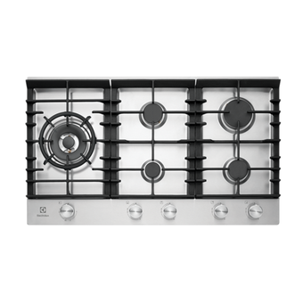 Electrolux EHG955SD Top view