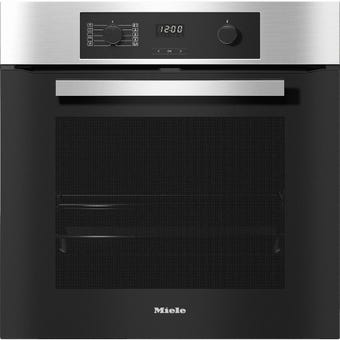 Miele H22671BCLST front view