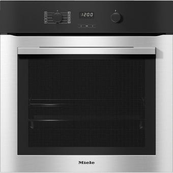 Miele H2760BCLST front view