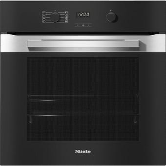Miele H2860BCLST front view
