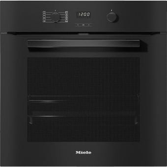 Miele H2860BPOBLK front view