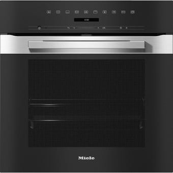 Miele H7260BPCLST front view