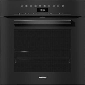 Miele H7464BPOBLK front view