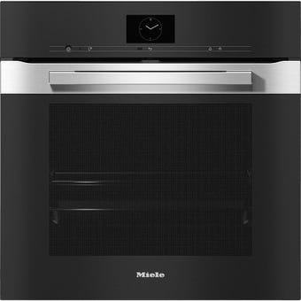 Miele H7660BPCLST front view