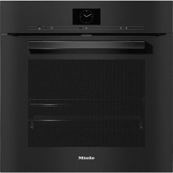 Miele H7660BPOBLK front view