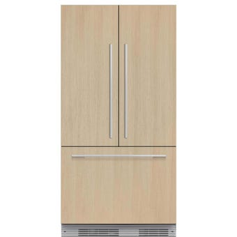Fisher Paykel RS90A1 front wooden door panel