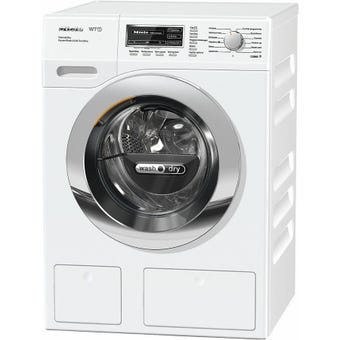 Miele WTH130WPM front