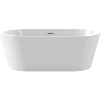 Aqua Plus NEO1700SSLOT Neo 1700mm Freestanding Bath