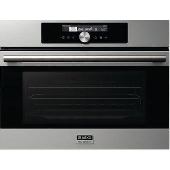 Asko OCM8456SNPF Pro Series 45cm Stainless Steel Combi-Microwave Oven