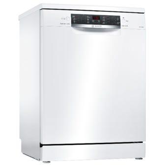 Bosch SMS66MW01A Serie 6 White Freestanding dishwasher
