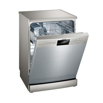 Siemens SN236I01JA Silver Freestanding dishwasher
