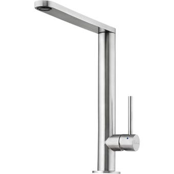 Oliveri SS2540 Essente Stainless Steel L-Shape Mixer Tap