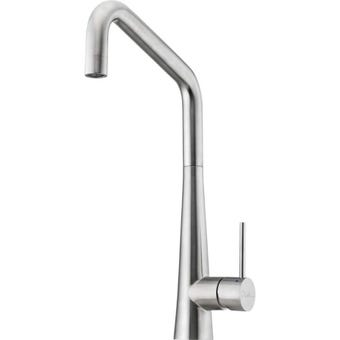 Oliveri SS2570 Essente Stainless Steel Gooseneck Mixer Tap