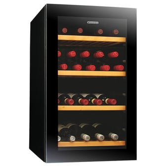 Vintec V30SGMEBK Single Zone Wine Cabinet
