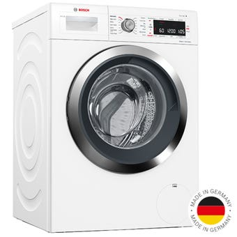 Bosch WAW28620AU Front angled
