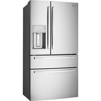 Westinghouse WHE6874SA 609L Stainless Steel French Door Fridge