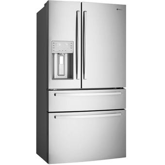 Westinghouse WHE7074SA 619L Stainless Steel French Door Fridge