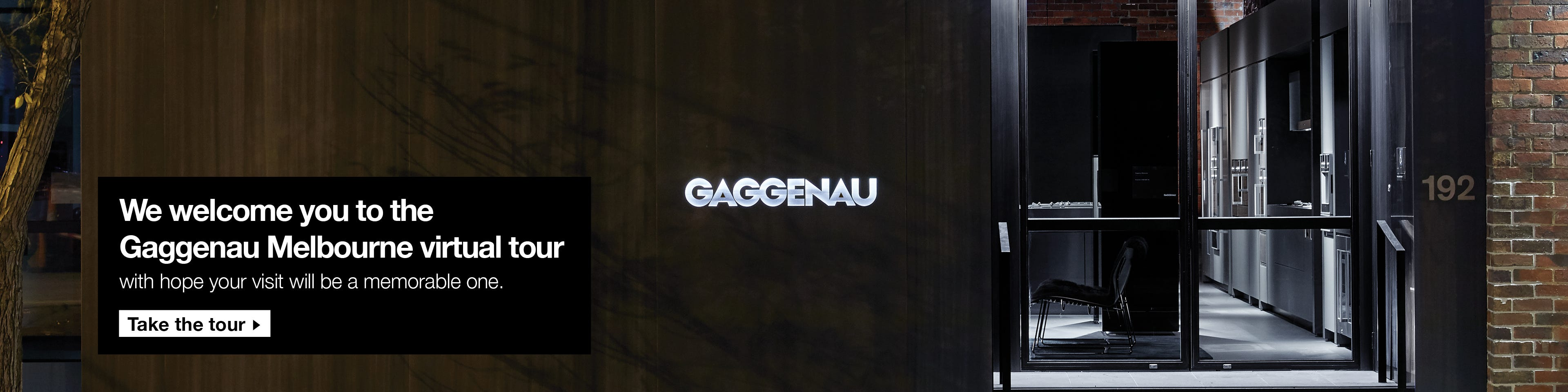 We welcome you to the Gaggenau Melbourne virtual tour with hope your visit will be a memorable one